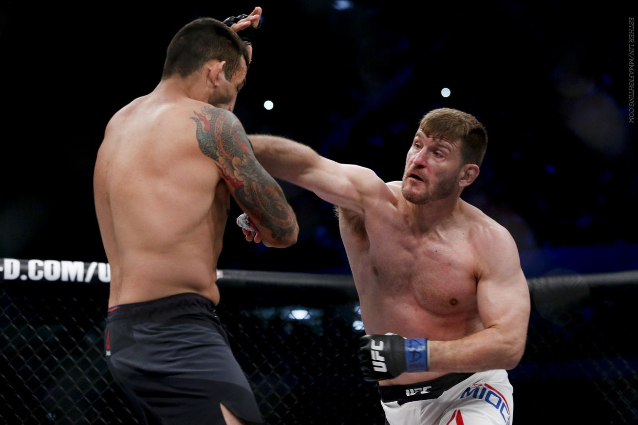 community news, Stipe Miocic plans on keeping the UFC heavyweight title for awhile