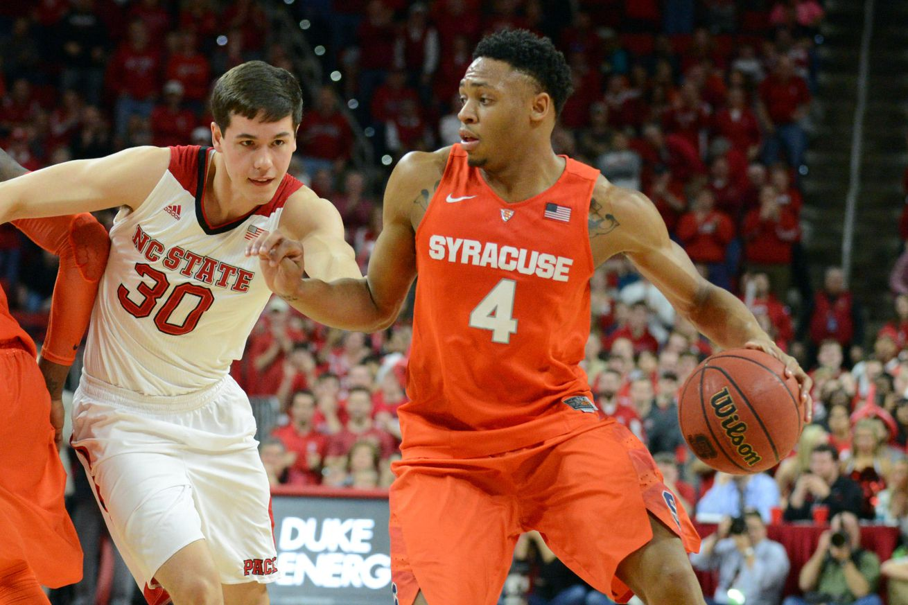 Syracuse Basketball: Why are the Orange Over-Recruiting ...