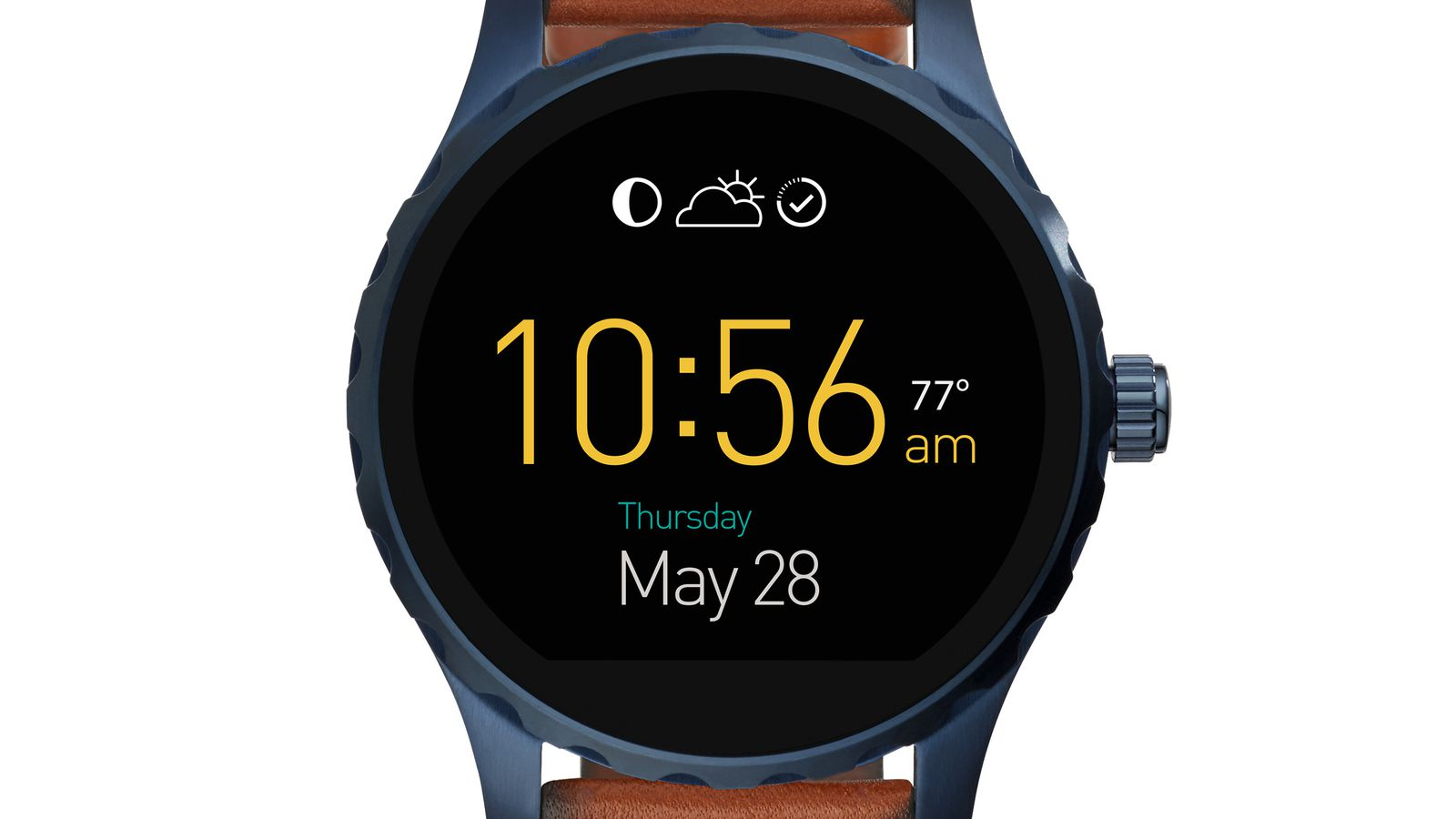 Fossil's new Android Wear smartwatches are available for ...