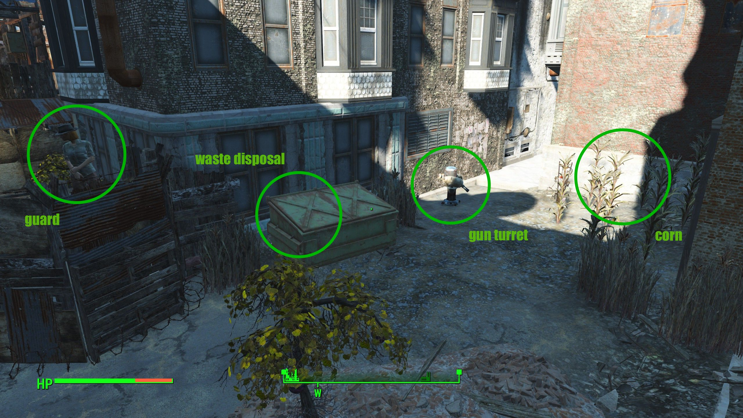 The Great Fallout 4 Sustainable Housing Experiment The Verge