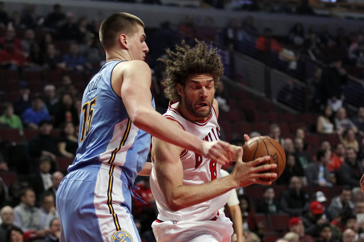 Bulls Get Pounced by Denver
