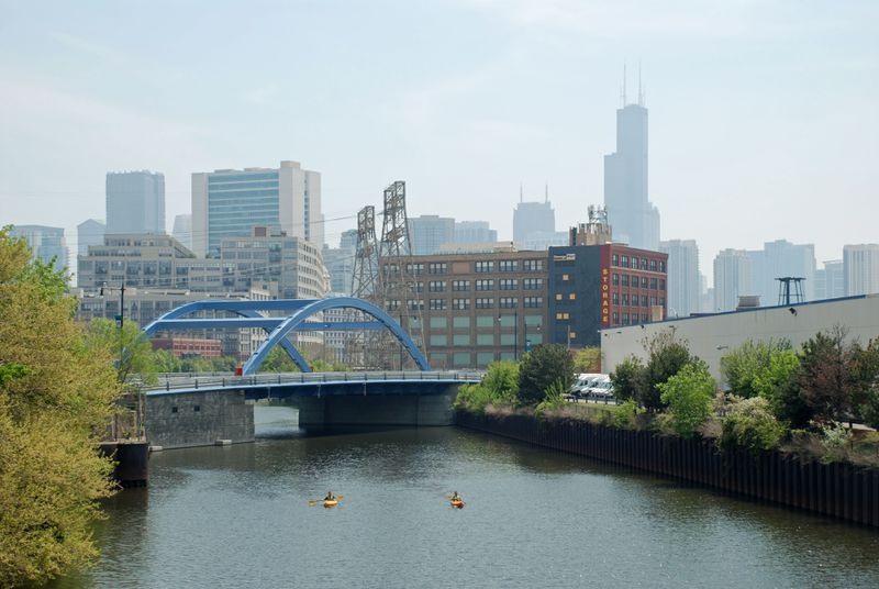 North Branch of the Chicago River