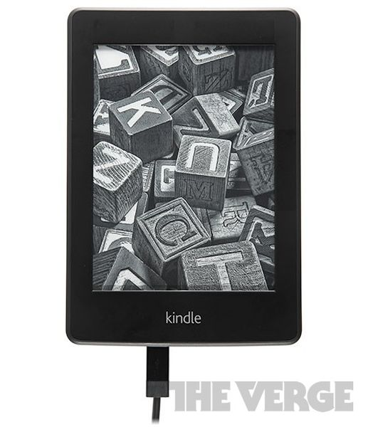 Exclusive Meet The Amazon Kindle With Paperwhite