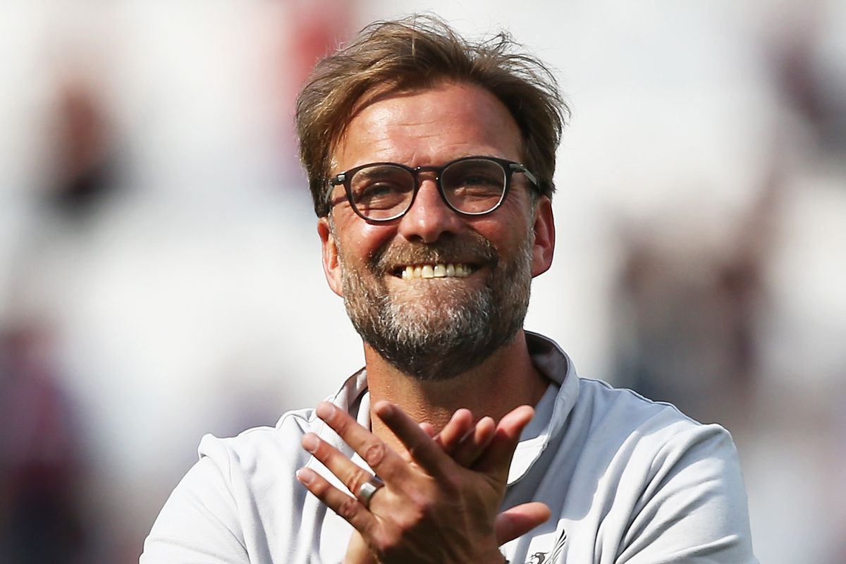 Jurgen Klopp Liverpool manager says team deserves Champions League football