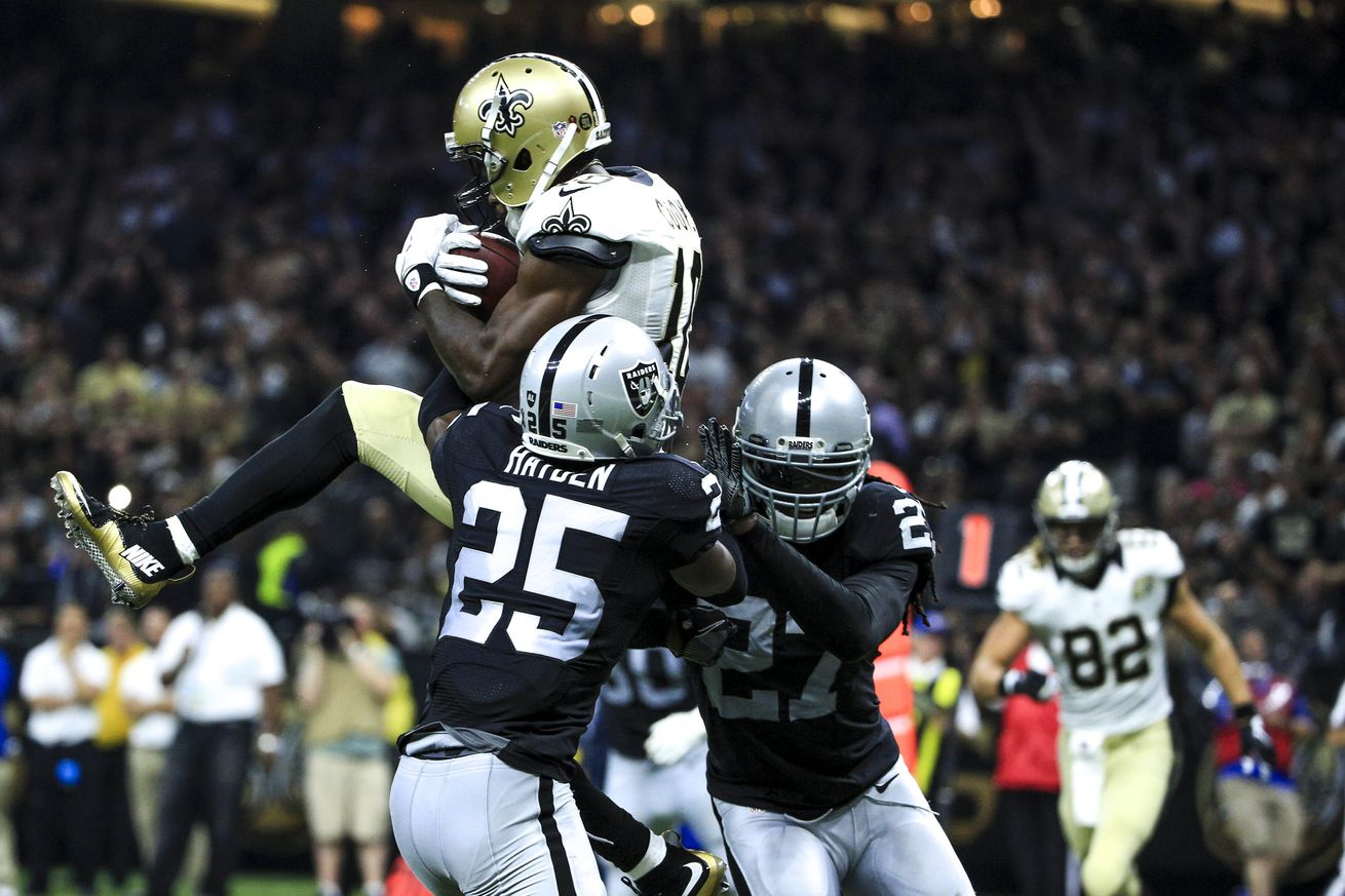 Saints CB Delvin Breaux to miss six weeks with broken fibula