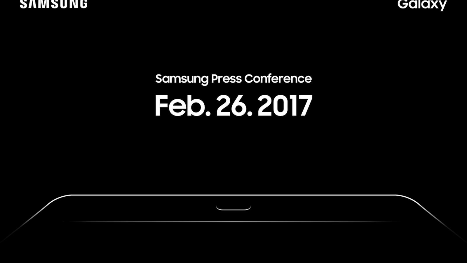 Samsung Teases Tablet for Mobile World Congress Reveal