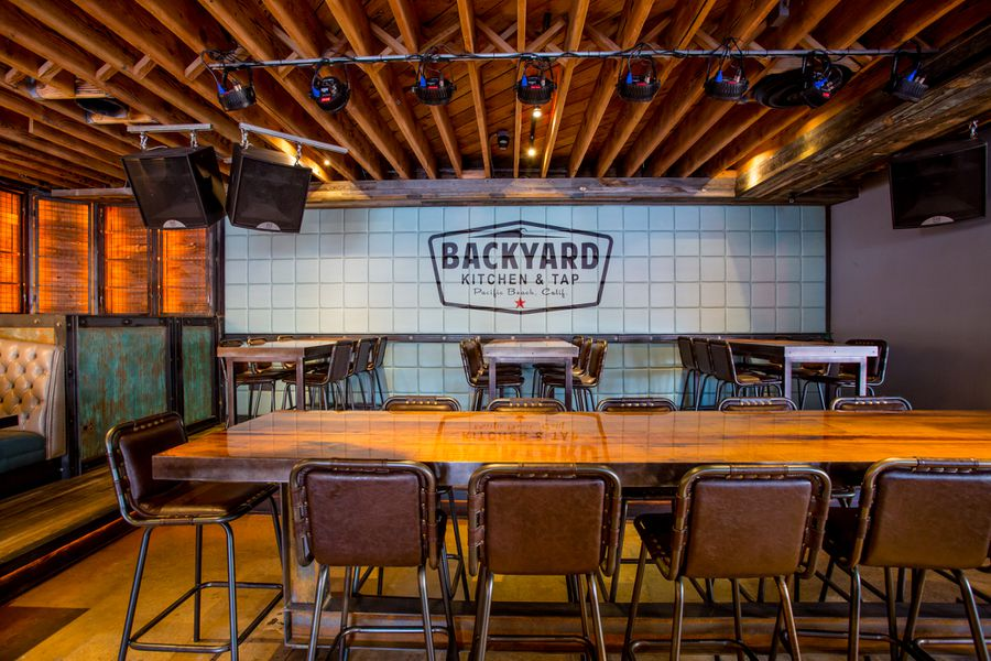 Backyard Is Pacific Beach's New Grown-Up Playground ...