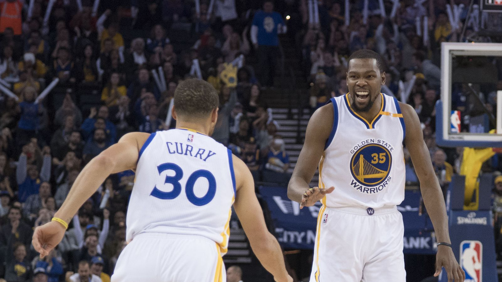 NBA scores 2017: Warriors wanted a win against the Cavaliers. They got an annihilation.