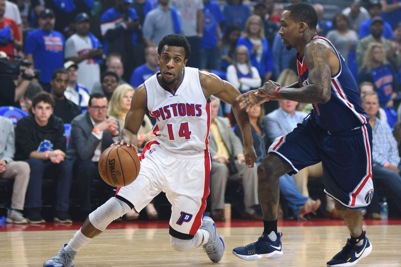 2016-17 Pistons review: Ish Smith provided an unexpected spark for disappointing Pistons