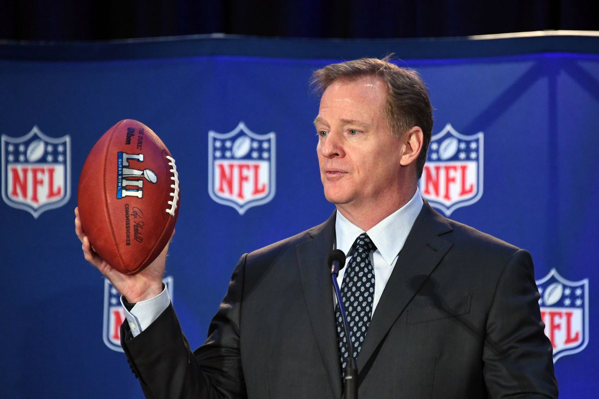 Roger Goodell pens letter to fans addressing changes for 2017