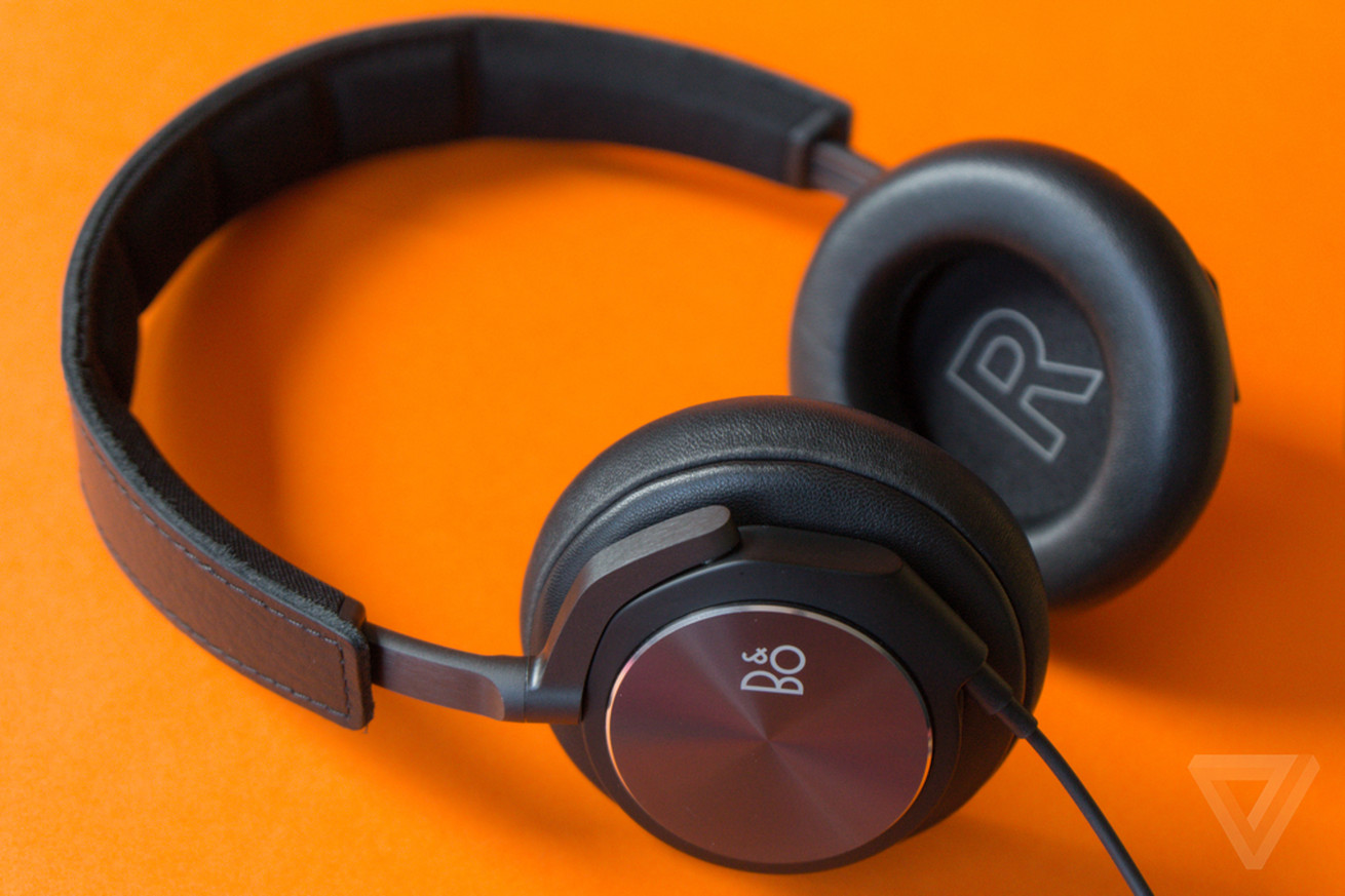 bang olufsen can make a wireless version of the brilliant h6 headphones but chooses not to