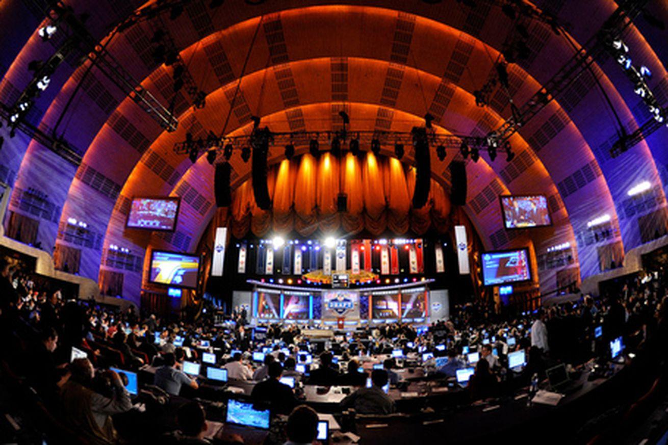 The 2017 SBN writers mock draft is under way