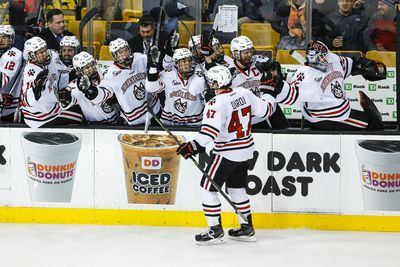 Hockey East: Tournament First Round Preview - No. 6 Northeastern Vs. No. 11 Merrimack