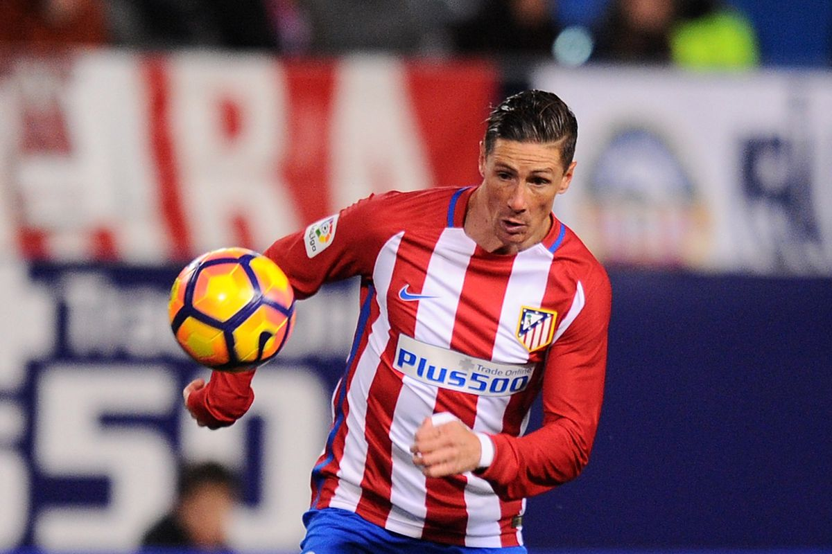 Fernando Torres set to return to Atletico Madrid training
