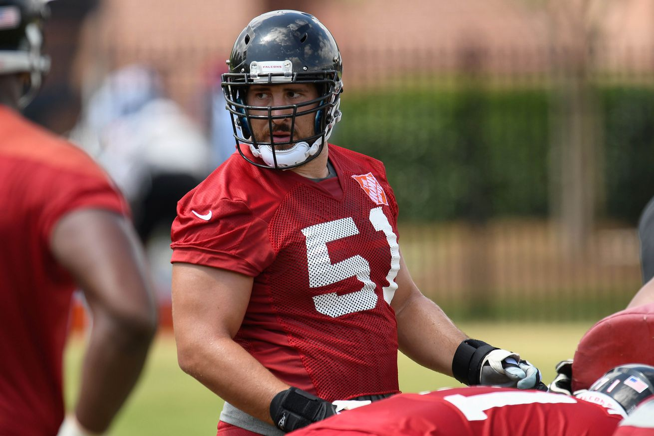 Nike jerseys for sale - Who is going to be the backup center for the Atlanta Falcons ...