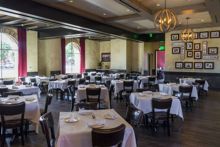 Nora S Italian Restaurant Las Vegas