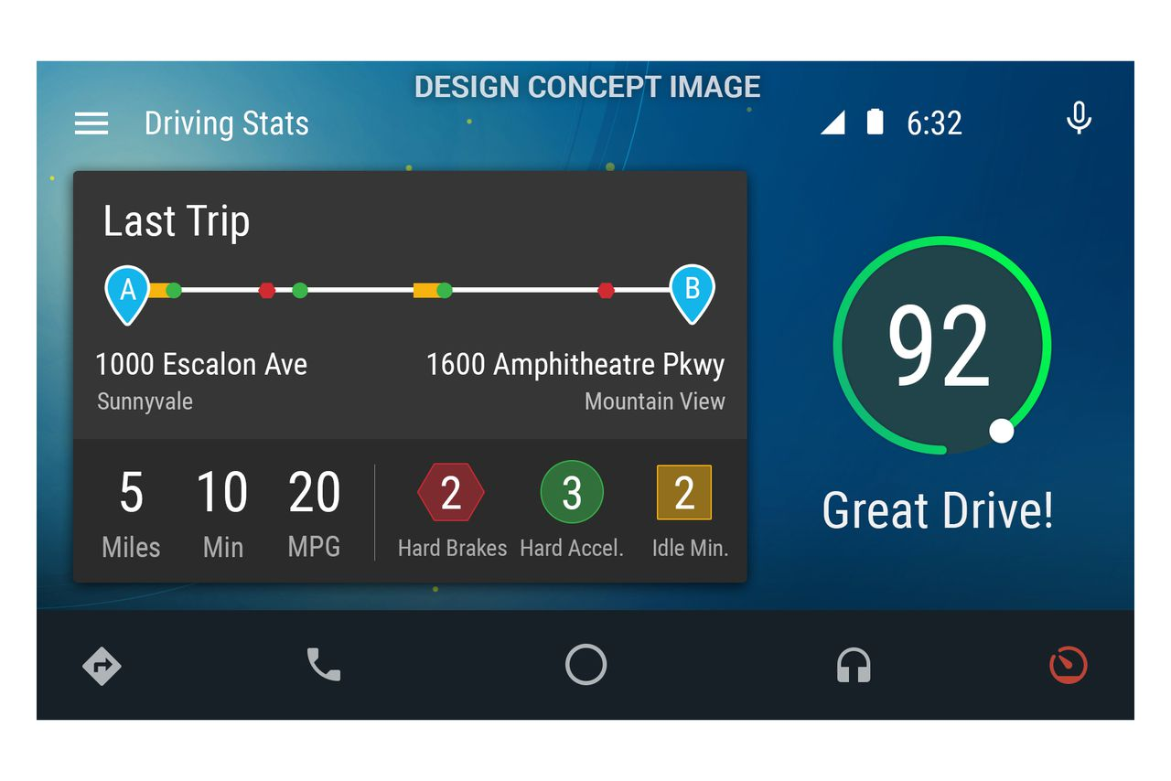 hyundai is making a custom app for android auto available later this year the verge. Black Bedroom Furniture Sets. Home Design Ideas