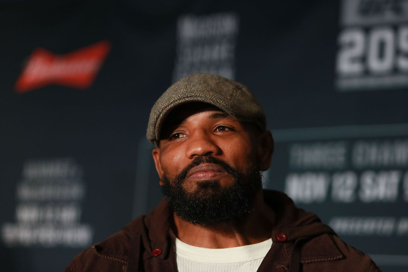 Yoel Romero says GSP is 'calling the shots' over 'so called champ' Michael Bisping