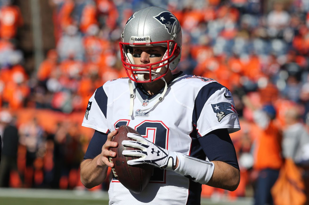 Tom Brady does not fear age, younger quarterbacks ...