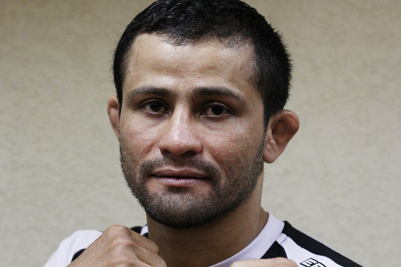 Jussier Formiga vs. Ray Borg set for UFC Fight Night: Fortaleza