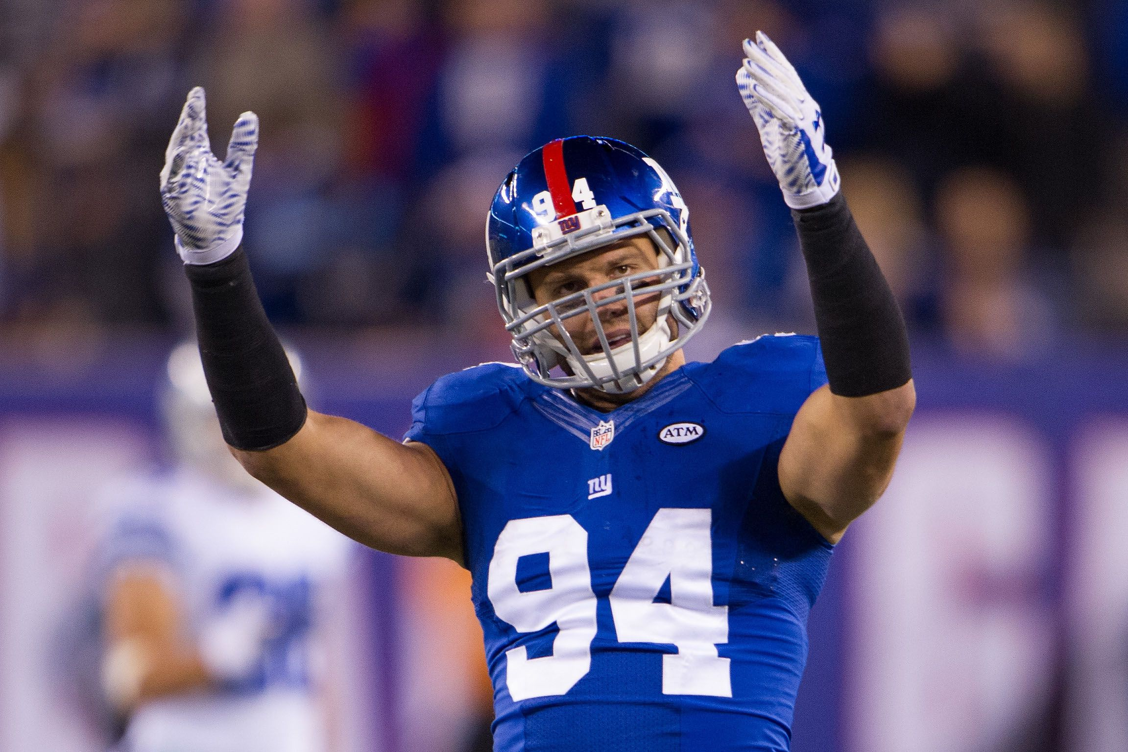 NFL Jerseys - New York Giants post-draft 53-man roster projection - Big Blue View
