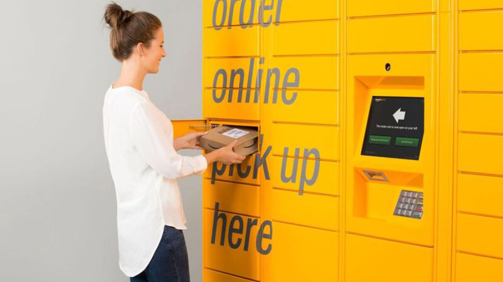 Amazon's lockers gave me a shameful taste of a world without people