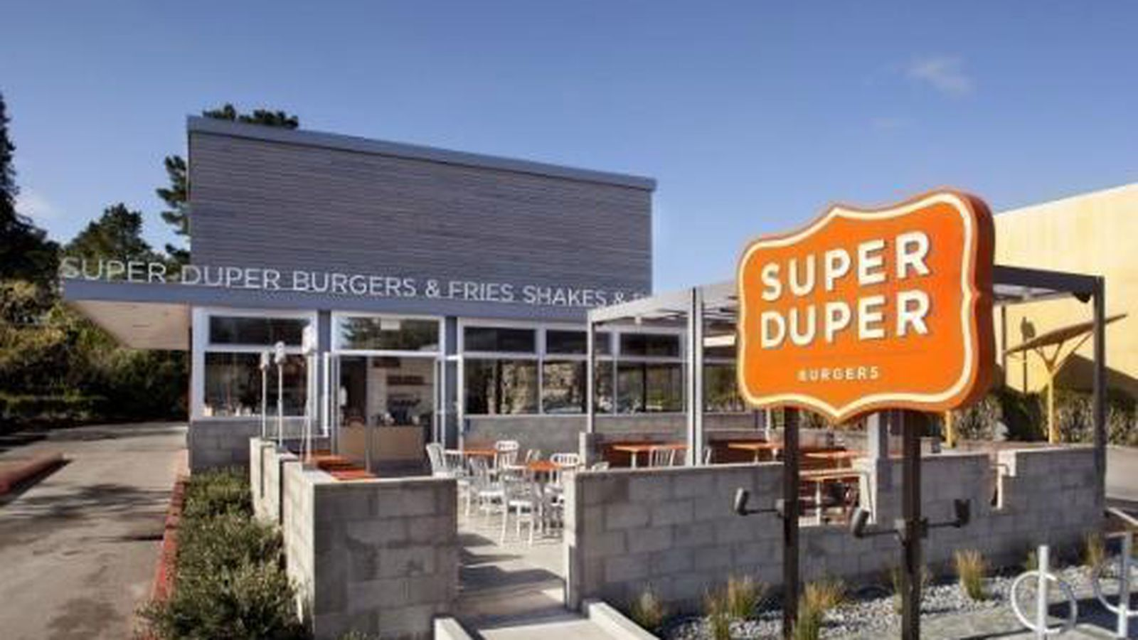 Super Duper Burgers Super Duper Burgers by The
