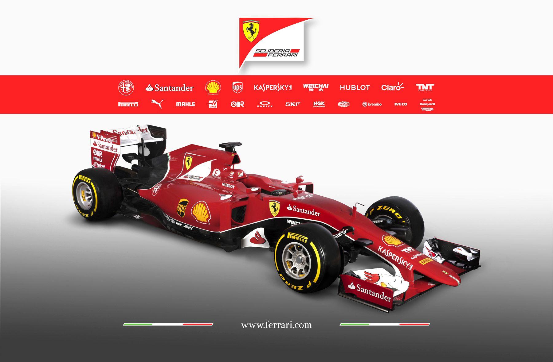 Ferrari F1 This...