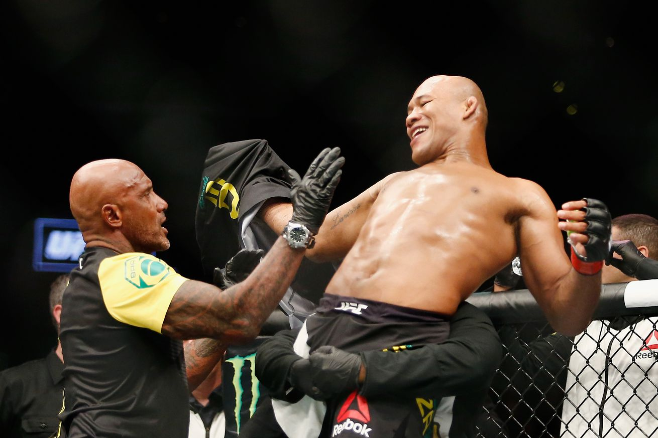 community news, Jacare Souza inks new contract ahead of UFC on FOX 24