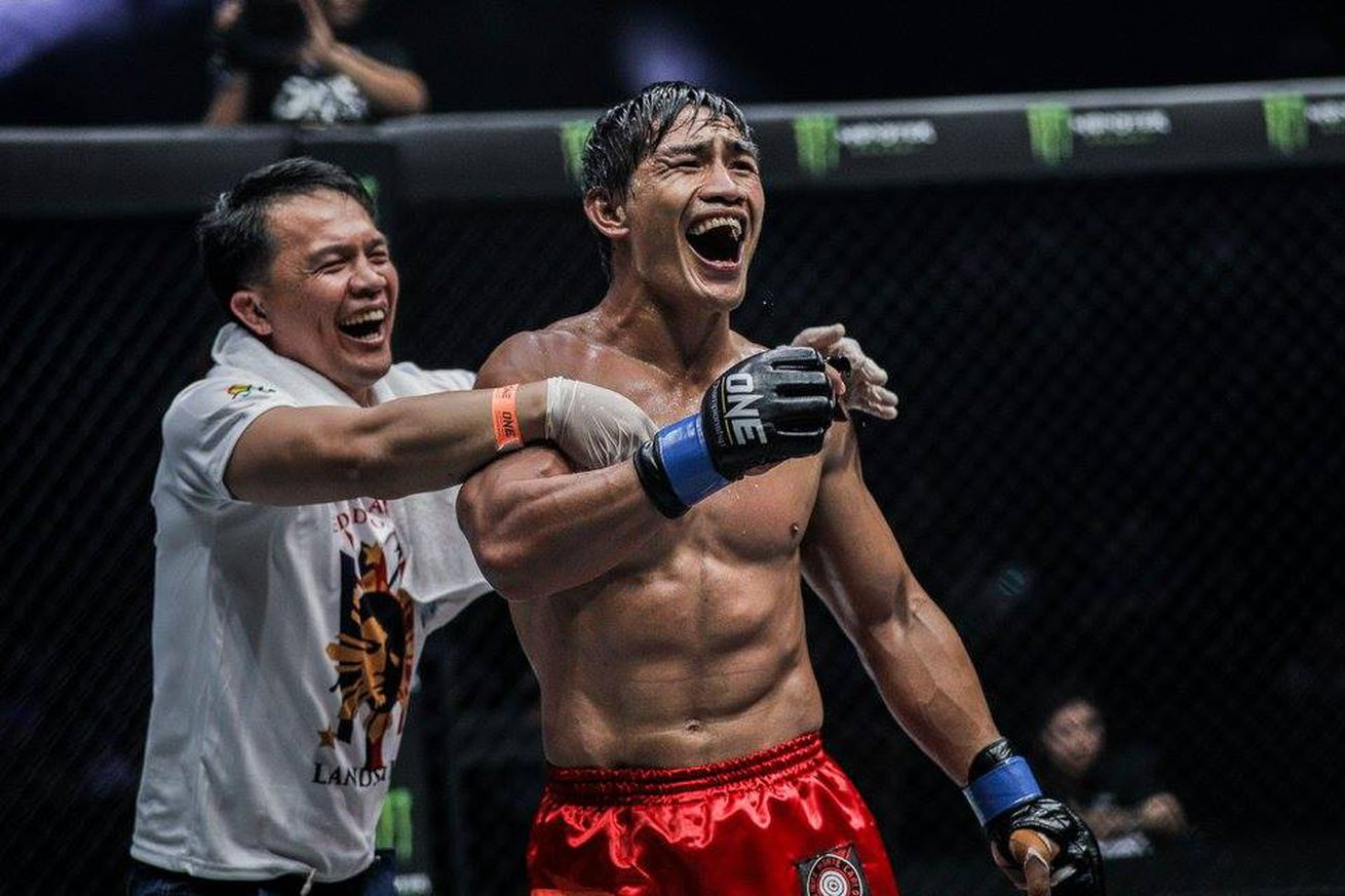 ONE Championship 54 fight card announced