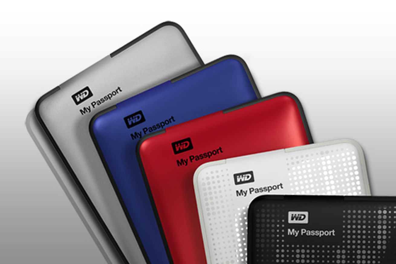 New My Passport design is UGLY! - WD Portable Drives - WD