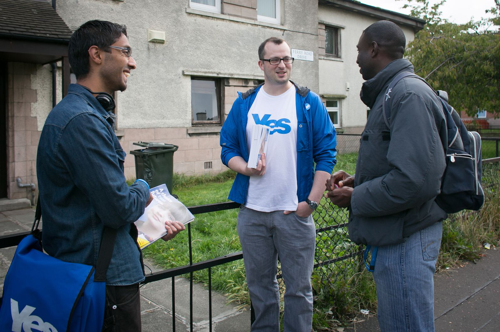 scotland canvass