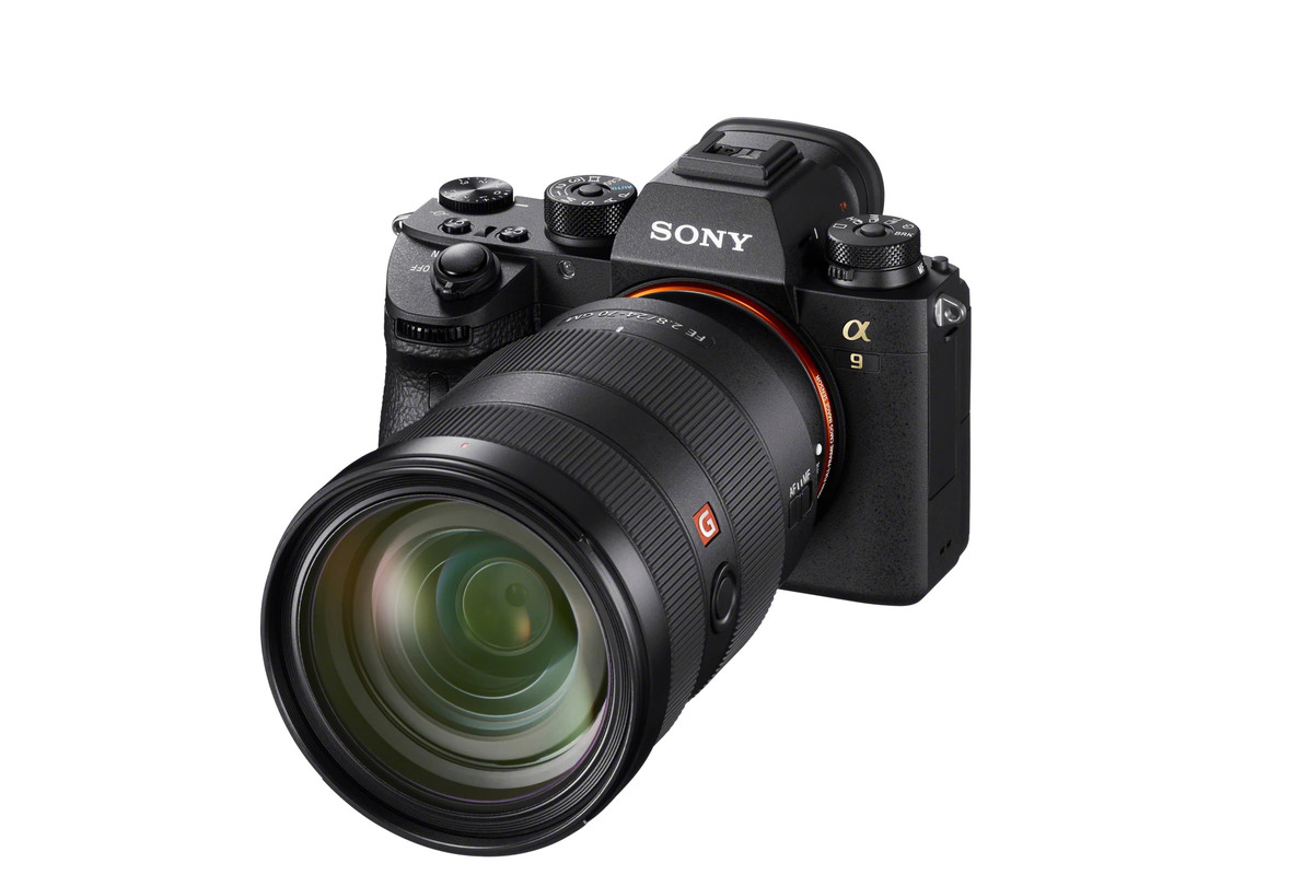 sony just announced its most advanced full frame camera for professional photographers yet the new a9 is designed to pose a formidable challenge to canon