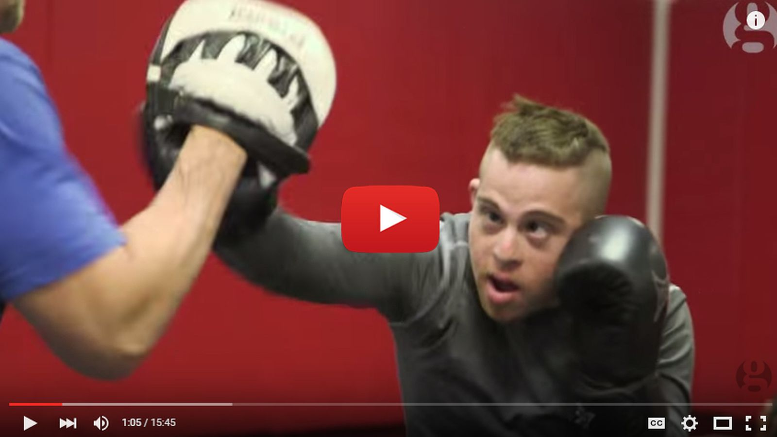 video  mma fighter with down syndrome wants  u0026 39 right to