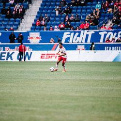 Soon to be a familiar sight for RBNY fans?