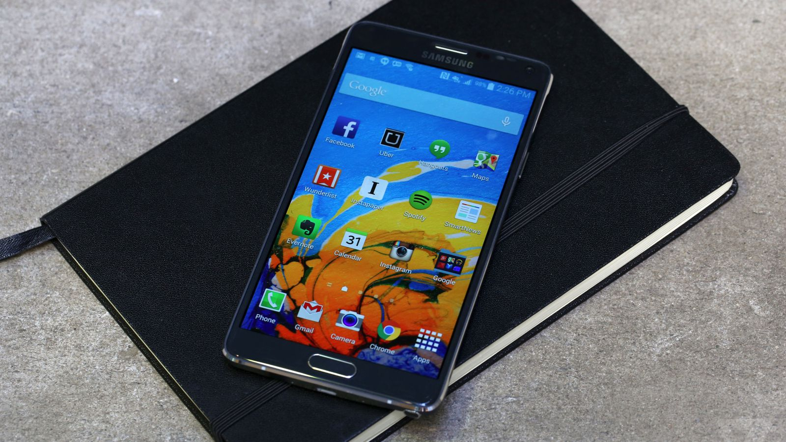 samsung galaxy note 4 review the verge samsung galaxy note 4 review the verge