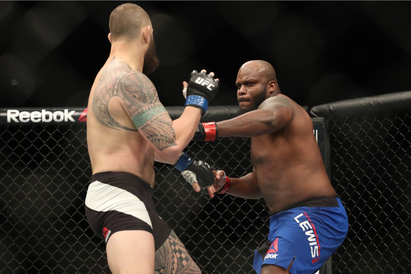 Fortunes changed for UFC Fight Night 105
