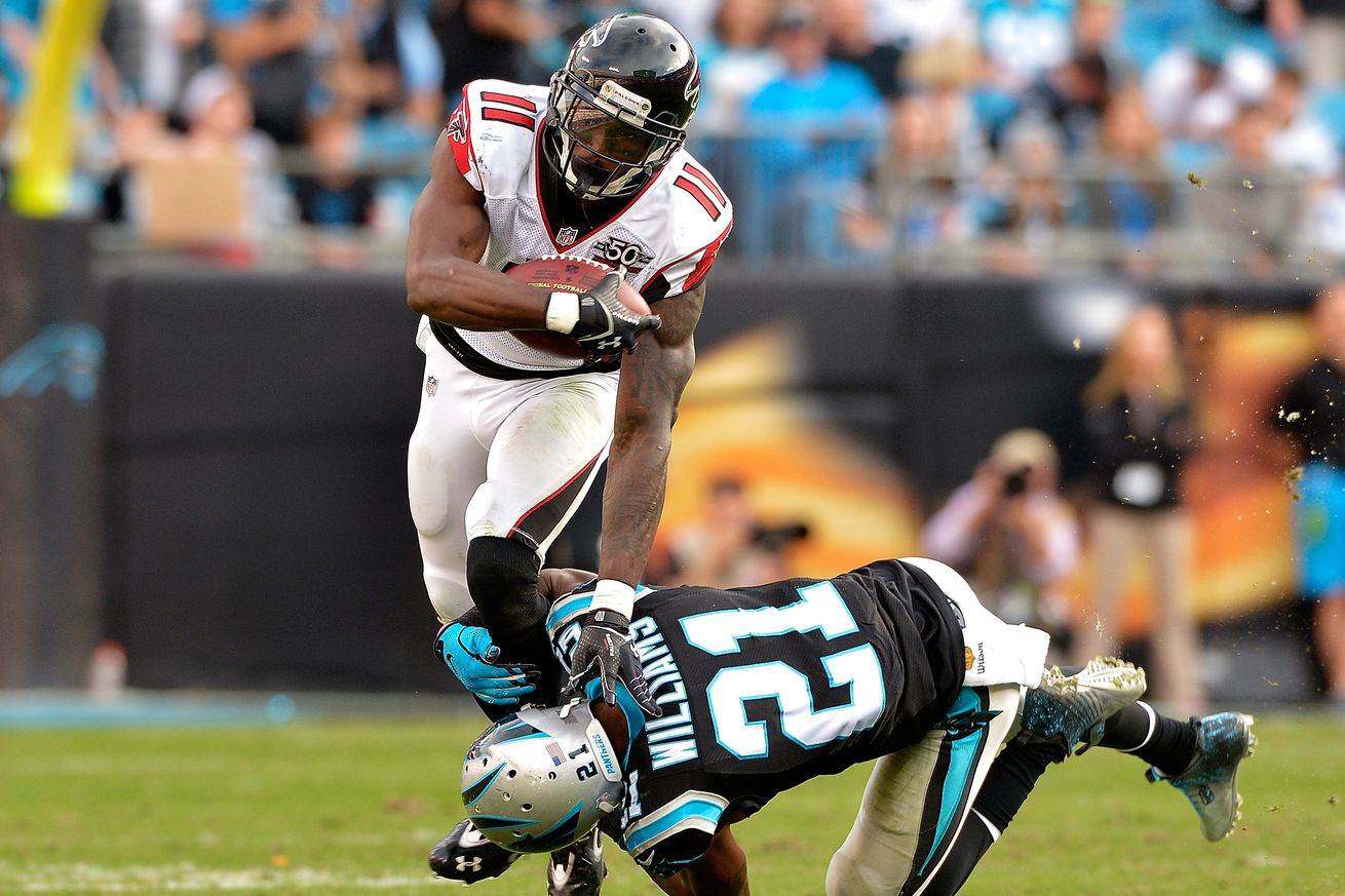 Nike NFL Jerseys - Our final score predictions for Falcons-Panthers in Week 16 - The ...