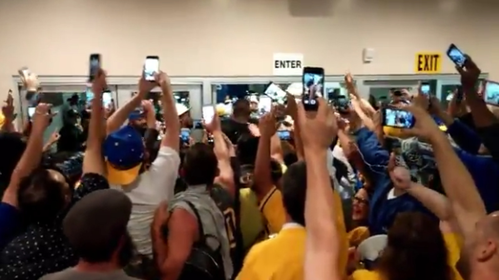 Athletics Fans Serenade Draymond Green With Free Draymond