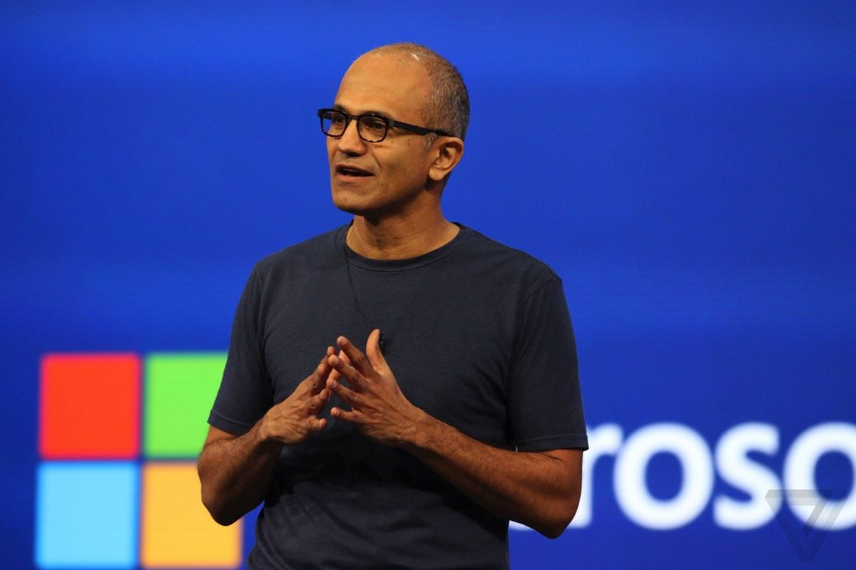 microsoft ceo satya nadella women should trust that the system you would think women in the tech industry its wide gender gap and considerable pay gap would be skeptical of businesses being perfect meritocracies