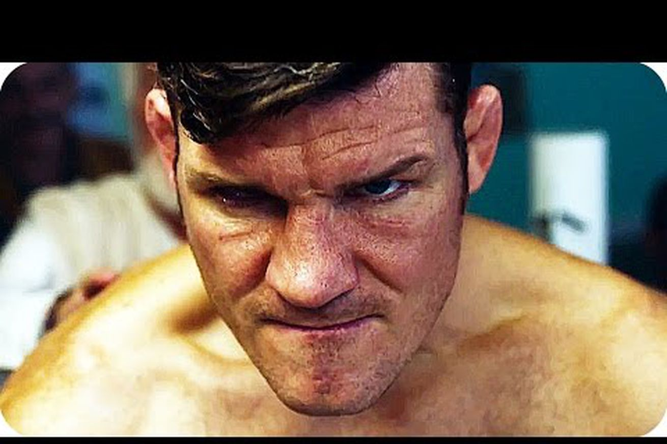 Michael Bisping prominently featured in trailer for new film 'My Name is Lenny'