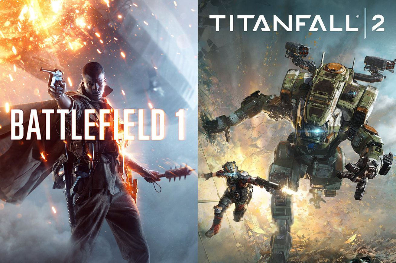 Image result for Battlefield™ 1 - Titanfall™ 2 Deluxe Bundle