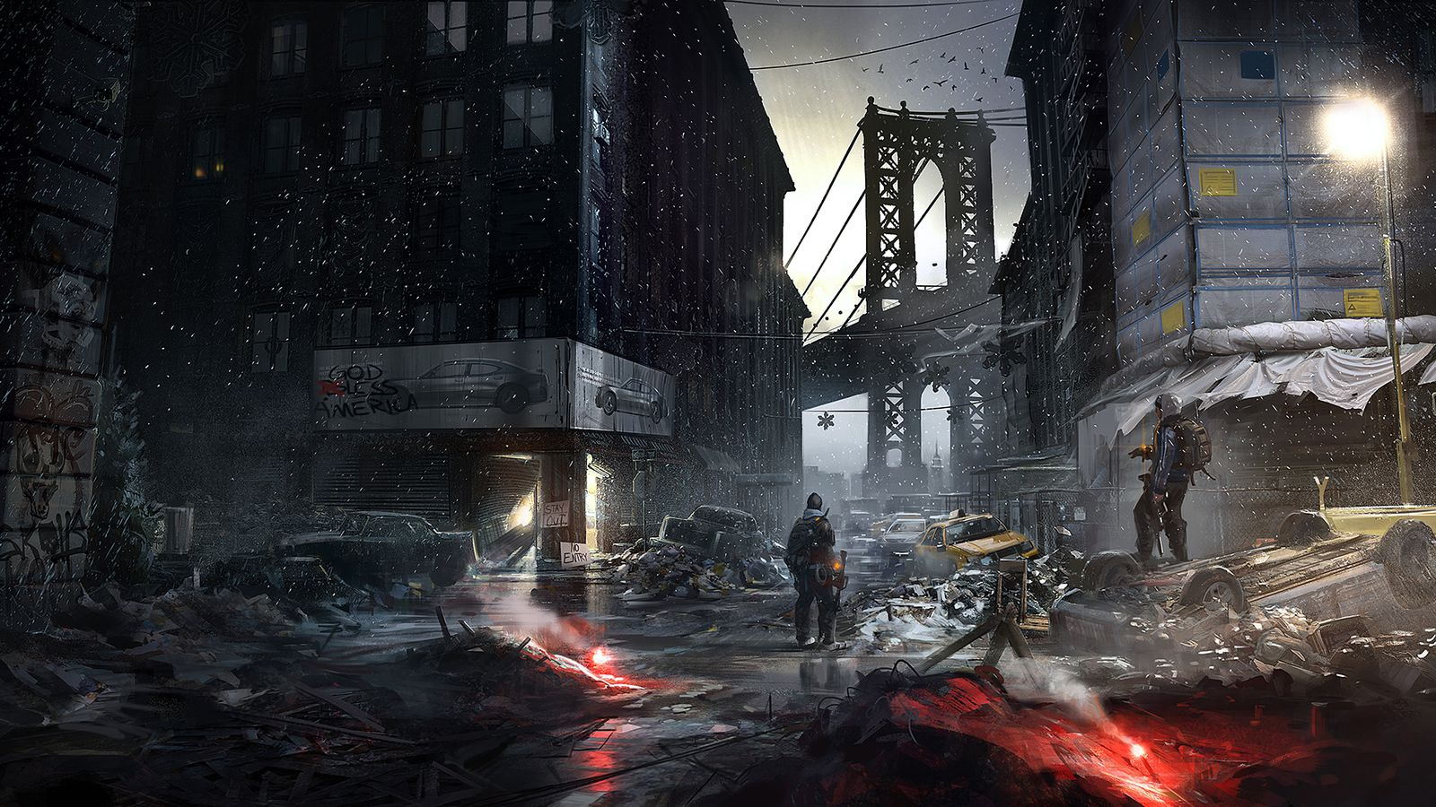 The Division isn't just Ubisoft's next game, it's the ...