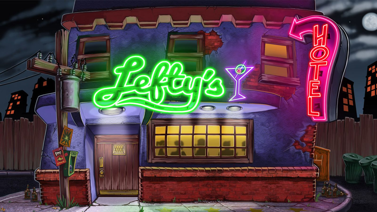 Leisure suit larry reloaded hits may 31 on pc mac linux for Floor 6 reloaded menu
