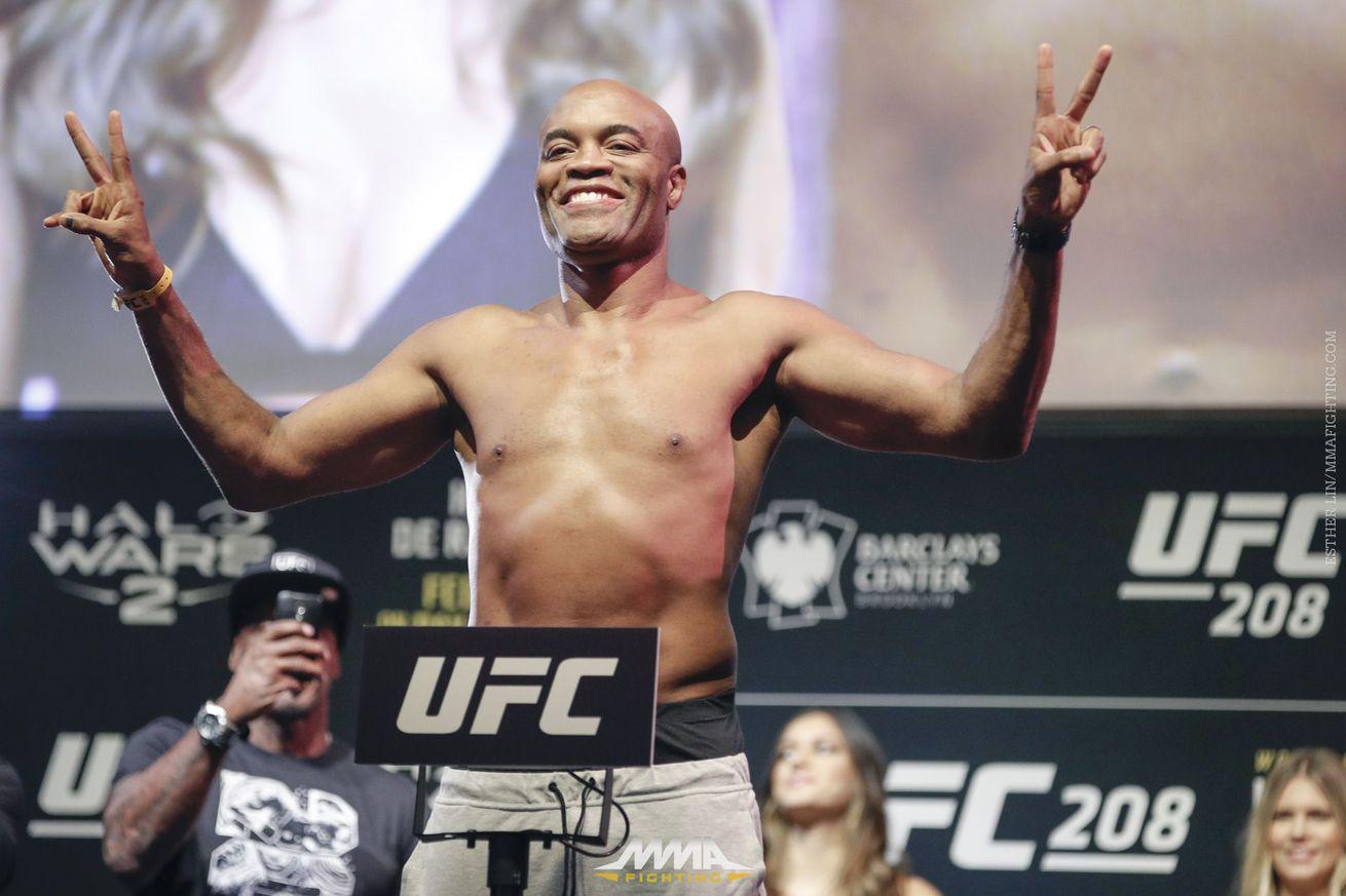 UFC 208 results: Anderson Silva gets debatable decision over Derek Brunson