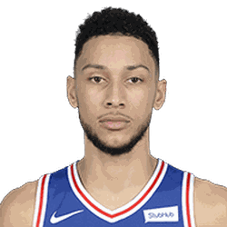 The Sixers use Simmons as their point forward and so he will be looking to find the open man and will need to handle the ball much of the time.  Al's defense will be key to disrupting the Sixers' offense.