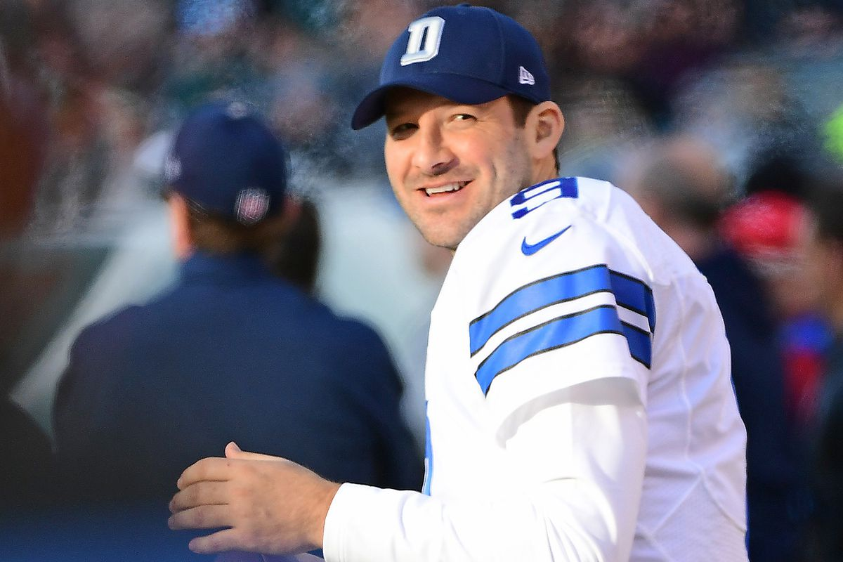 Broncos may not go after Tony Romo after all