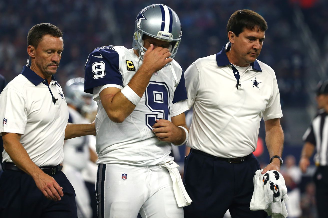 Is Tony Romo decision delayed due to questions over his health?