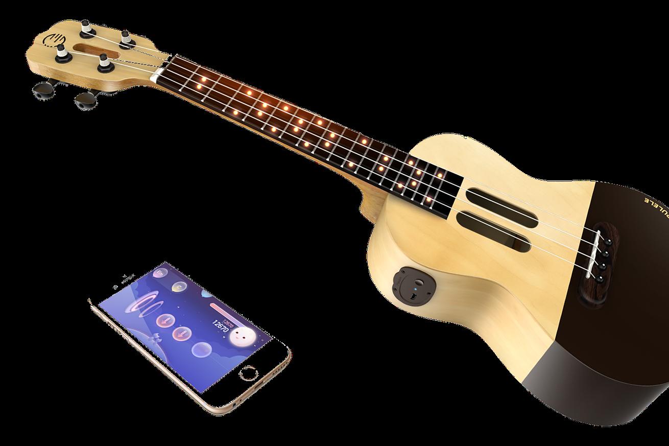 Populele, l'ukulele secondo xiaomi