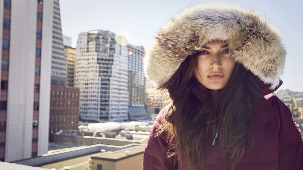 Canada Goose chateau parka online official - It's Going Down - Racked